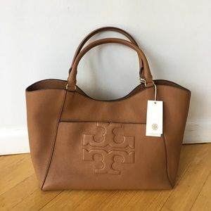 NWT Tory Burch Authentic Bombe Tote